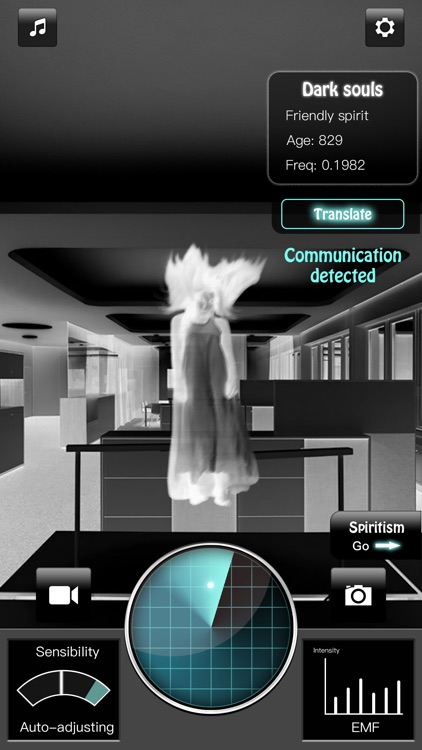 Ghost Surveyor-Scary Detector screenshot-3