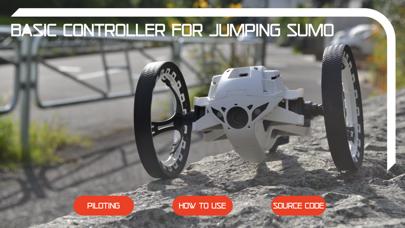 Basic Controller Jumping Sumoのおすすめ画像1