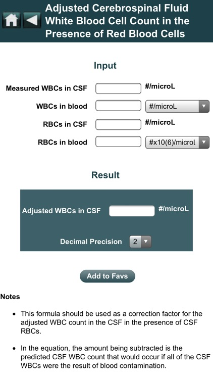 EBMcalc Neurology