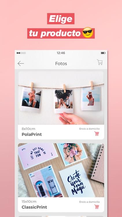 FotoSprint - Imprime tus fotos