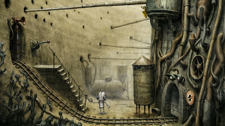 Machinarium screenshot-6