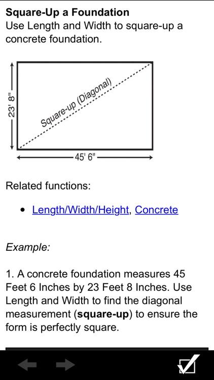 ConcreteCalc Pro screenshot-3