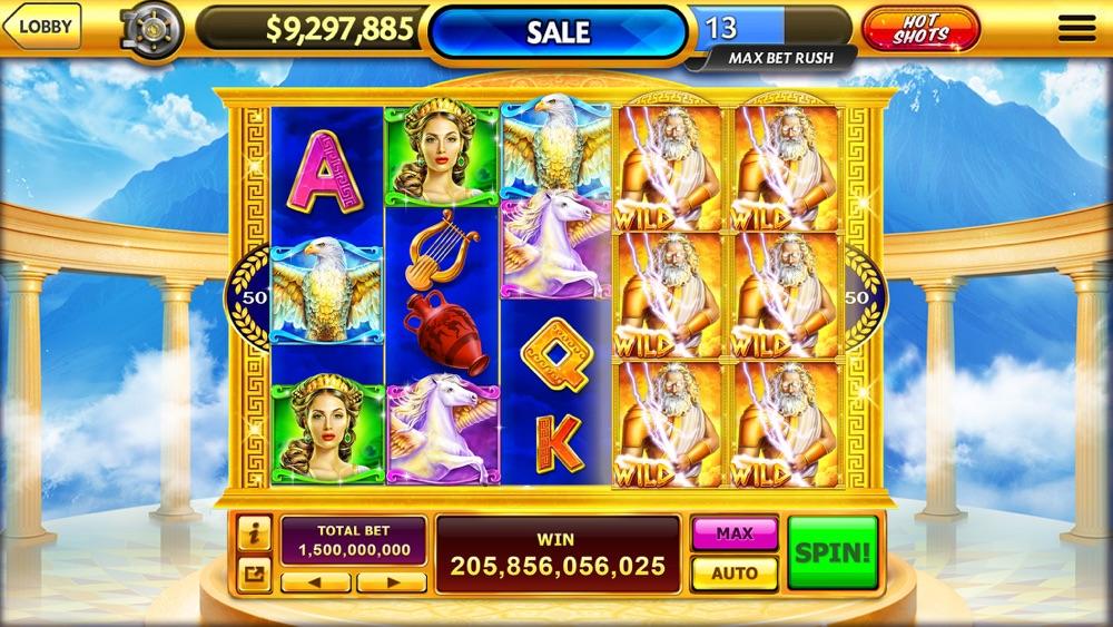 Pokie casino slots