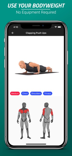 Home Workout & Fitness App on the App Store
