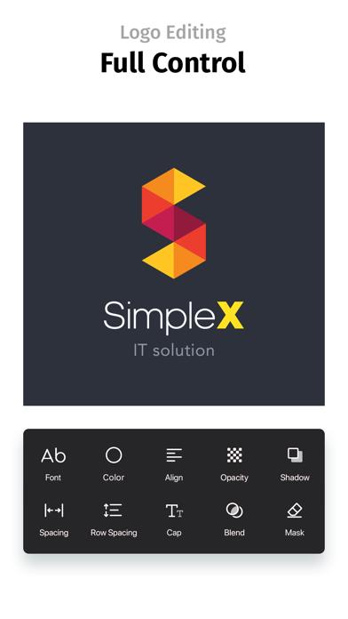 messages.download Logo Maker+ software