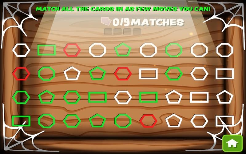 Halloween Monster Match screenshot 5