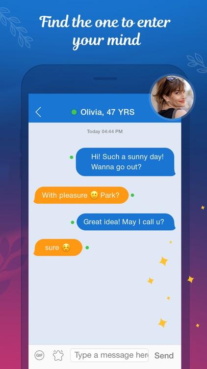 Mature Dating Network screenshot-4