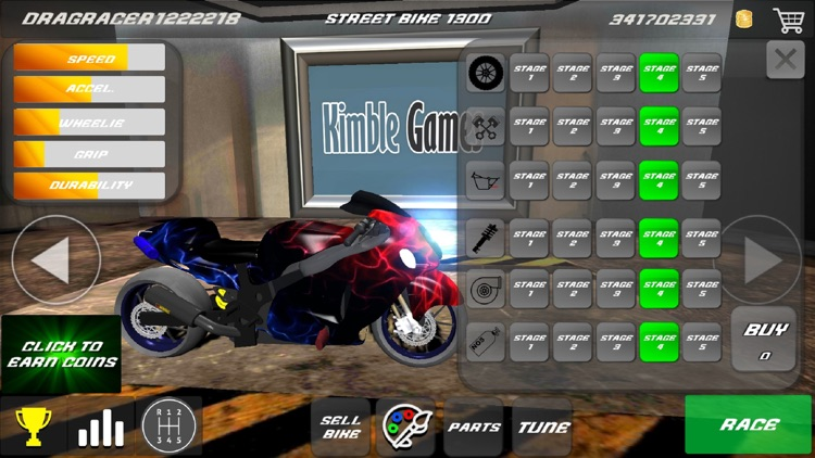 Drag Bikes - Motorbike edition screenshot-7