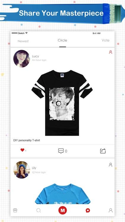 Super T-Shirt Designer screenshot-5
