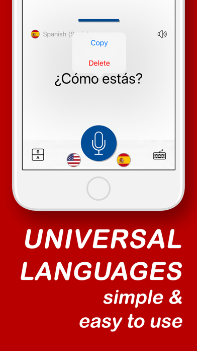 Instant Voice Translate screenshot three
