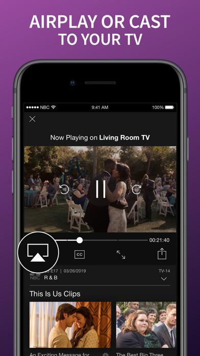 The Nbc App Stream Tv Shows review screenshots