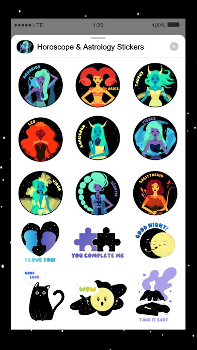 Horoscope & Astrology Stickers wiki review and how to guide