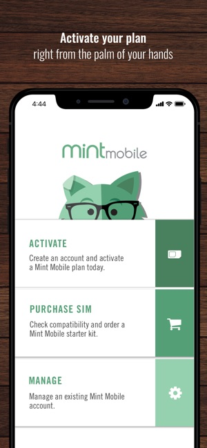 Mint Mobile on the App Store
