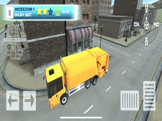 Скачать игру Garbage Truck Parking SIM