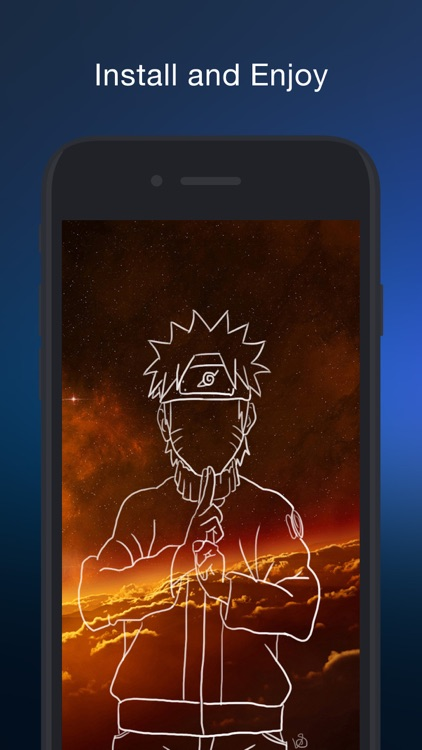 Cool Wallpapers HD for Naruto screenshot-4