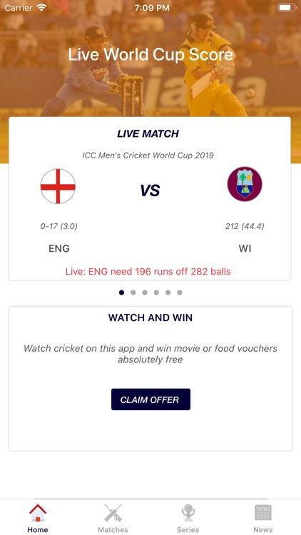 Cricket Fast Updates