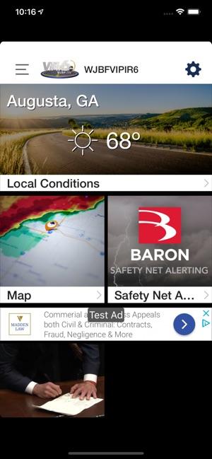 WJBF Vipir 6 Radar on the App Store