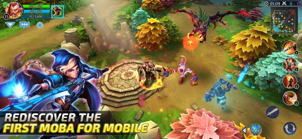 Heroes of Order & Chaos Cheat Codes