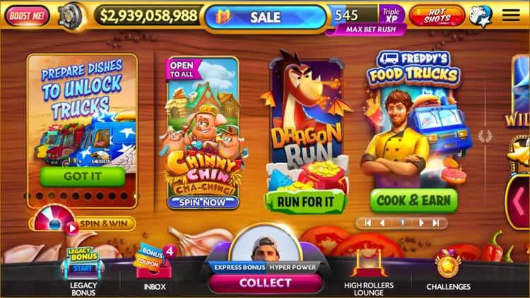 Caesars Casino Official Slots screenshot-0