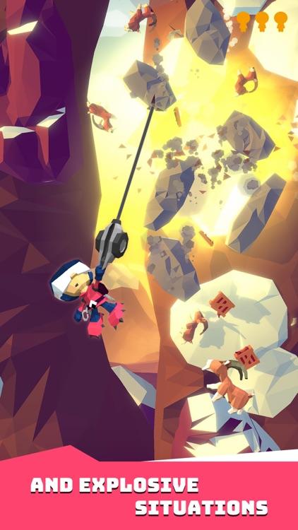 Hang Line: Mountain Climber screenshot-3