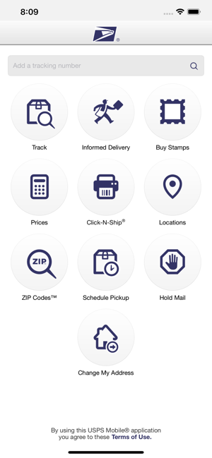 Usps Mobile On The App Store