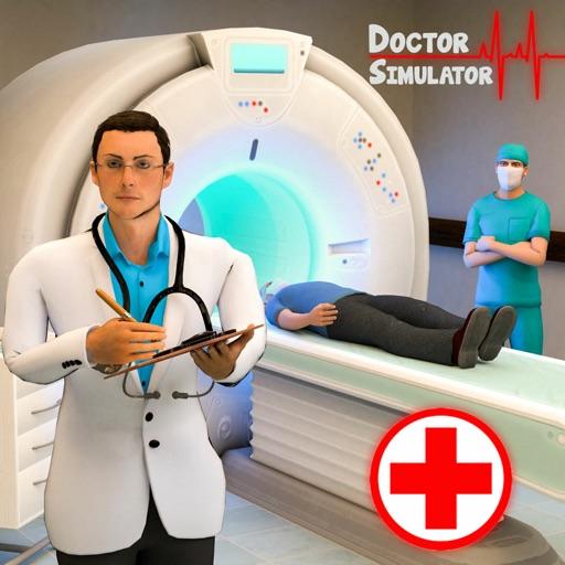 Doctor Simulator Hospital Game iOS App