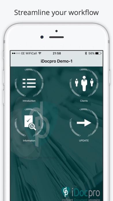 iDocpro Business screenshot one