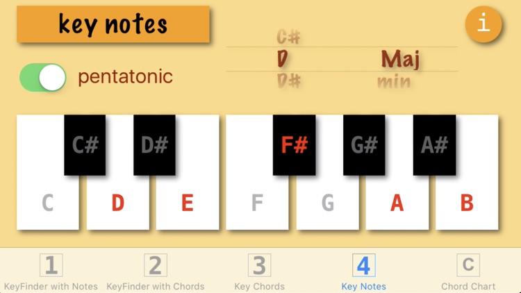 KeyFinder+ screenshot-7
