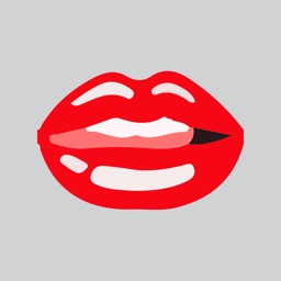 lipmoji stickers pack