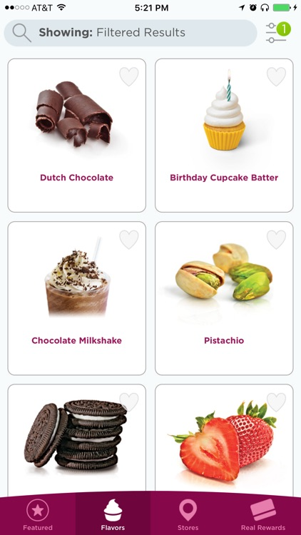 Yogurtland screenshot-1