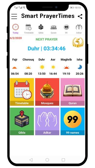 Ramadan 2020 Prayer Times screenshot #1