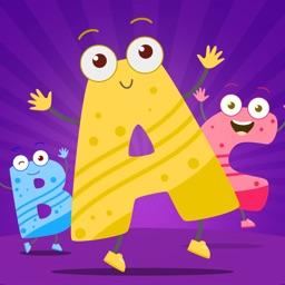 Alphabet learning games 4 kids