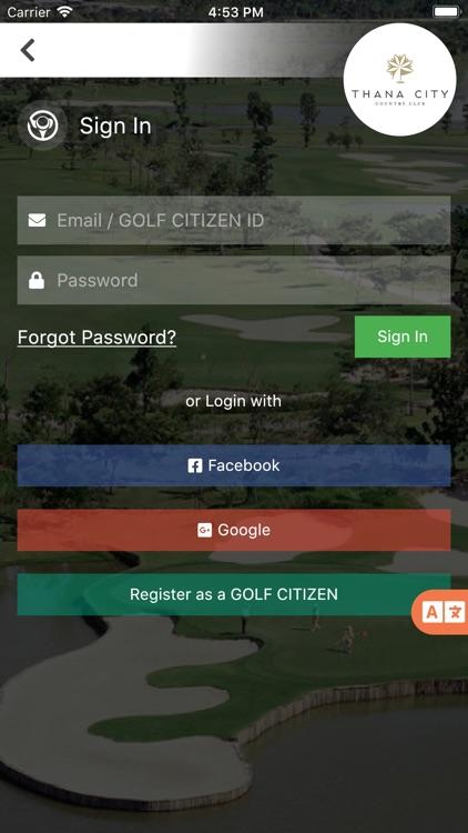 Thana City Country Club screenshot-5