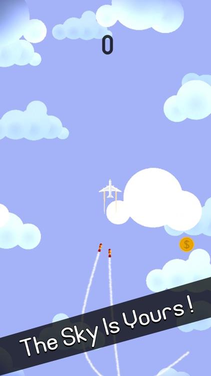 Plane Escape Go