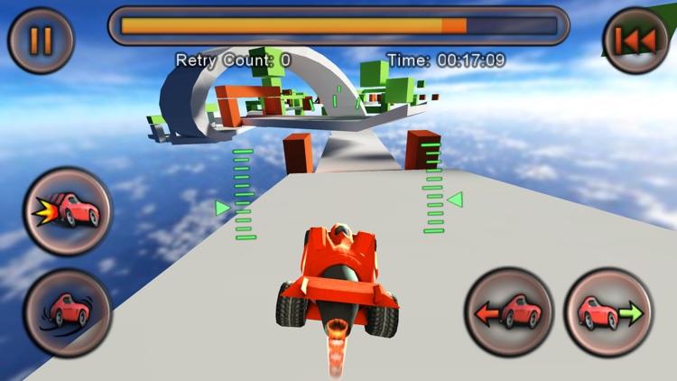 Jet Car Stunts Lite screenshot-4