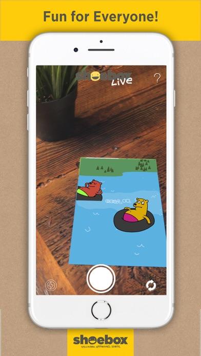 Shoebox Live screenshot 4