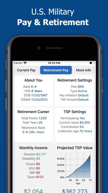 Military Money screenshot-0