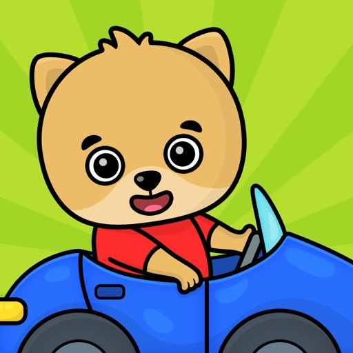 Car Games For Kids Toddlers By Bimi Boo Kids Games For Boys And