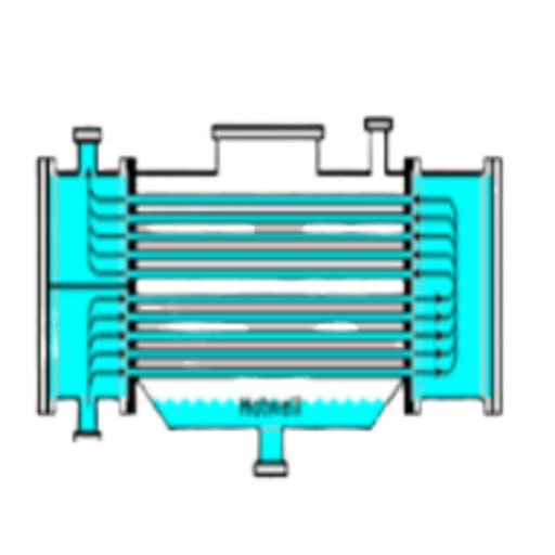 Heat Exchanger Area icon