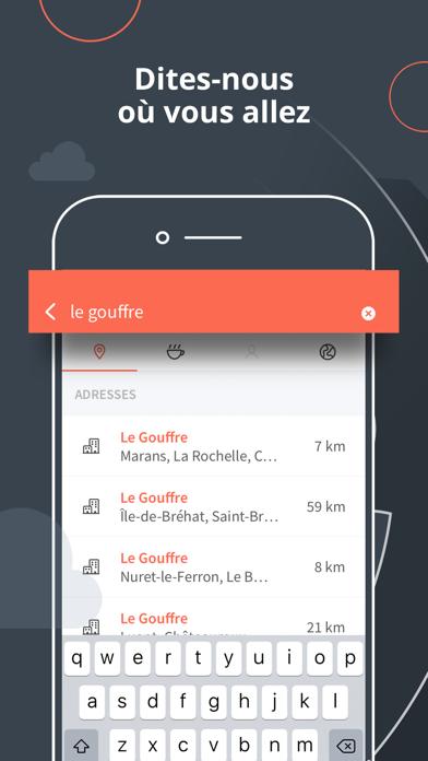 Screenshot #1 pour Karta GPS - Cartes hors-ligne