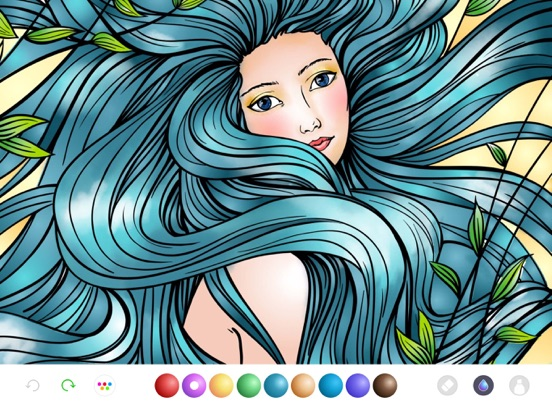 inColor - Art Coloring Space screenshot 10