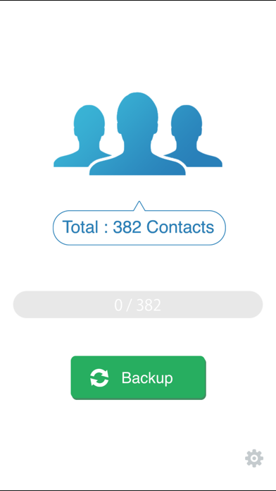 messages.download My Contacts Backup software