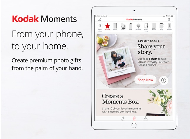 Kodak Moments on the App Store