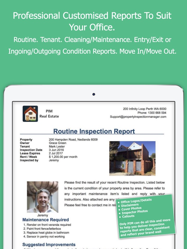 Property Inspection Manager on the App Store