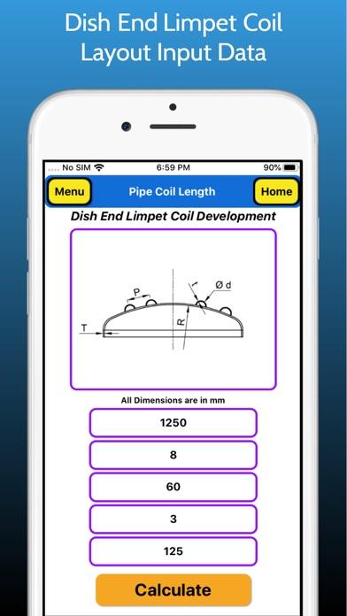 Pipe Coil Development Pro screenshot 7