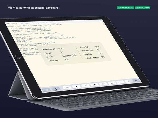 Termius - SSH clientのおすすめ画像6