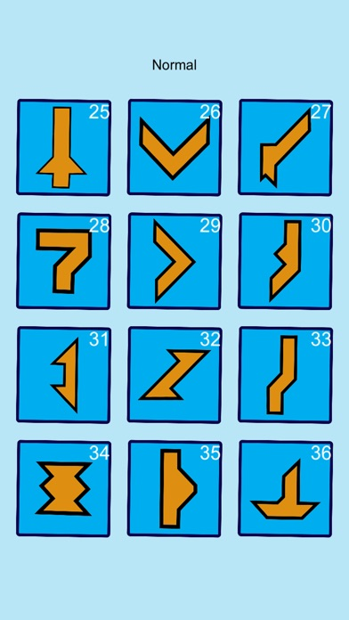 Tangram Puzzle for Kids screenshot #2