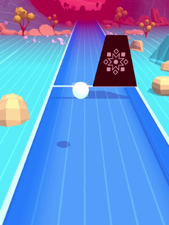 Rhythm Ball 3D screenshot 7