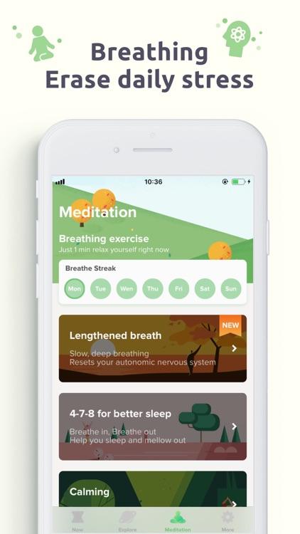 MellowMe:Meditation & Breathe