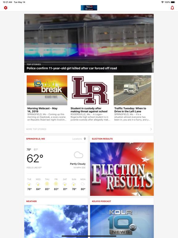 KOZL KOLR News OzarksFirst com | App Price Drops